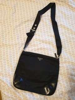 SUPER SALE! Black Prada Sling Bag