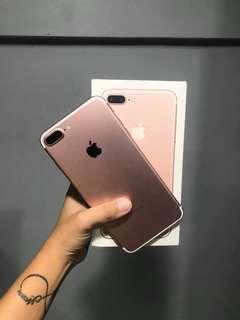 iPhone 7Plus 32Gb Smartlocked Rosegold