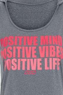 Positive Vibes LJ Tank