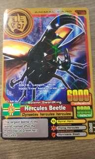 🚚 Hercules Beetle (Evo.7) Animal Kaiser