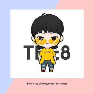 [SEVENTEEN] THE8 Ming Hao Doll