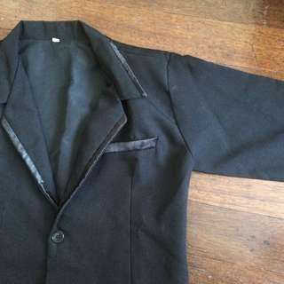 Black Coat (perfect for prom)
