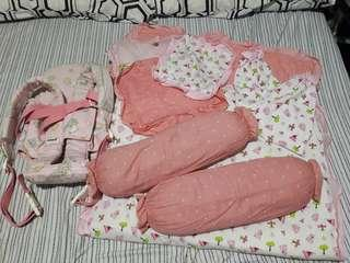 TAKE ALL Baby Comforter Sets and Carrier