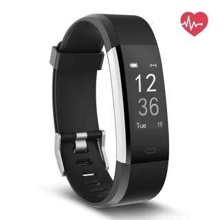 🚚 Fitness Tracker Activity Smart Watch and Heart Rate Monitor