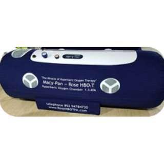 Hyperbolic Oxygen Therapy HBOT