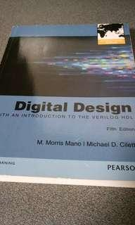 🚚 Digital Design邏輯設計第五版