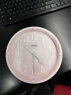 Casio Wall Clock IQ-62 (100%Ori)