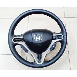 Honda Stream RN6 RN8 RSZ Steering Wheel