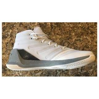 Under Armor Curry 3, US 13 grey/white