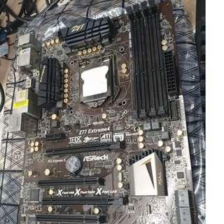 Asrock Z77 Extreme4 (Intel 3rd and 2nd Gen)