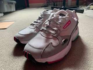 Adidas Falcon Grey sneakers