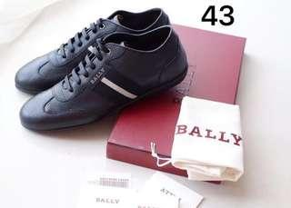 Bally Harlam Black Caviar Available Size 43