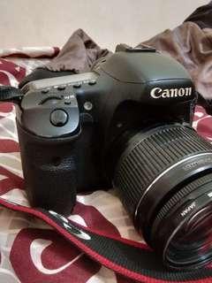 CANON 7D lensa wide tuker tambah