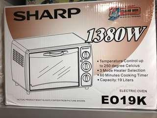 Sharp Electric Oven (NEW)