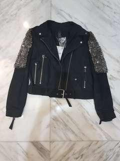 Zara Full Leather Jaket