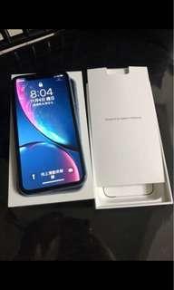 iPhone XR 64藍