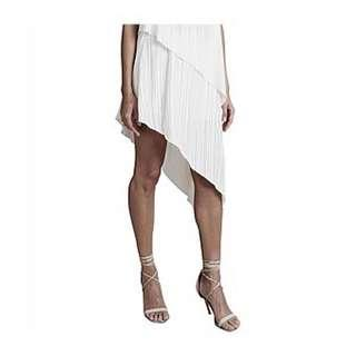 Staple the label get it skirt