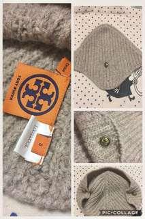 Tory Burch kitted hat
