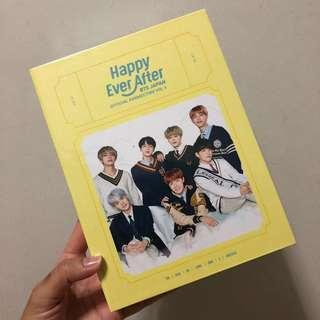 Sealed BTS Japan Official Fanmeeting Vol 4 Blu Ray Happy Ever After