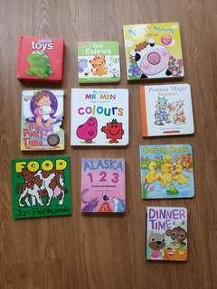 Baby Books toddler proof