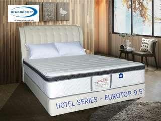 DREAMLAND EUROTOP HOTEL SERIES