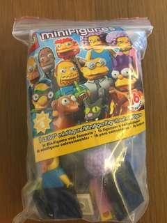 lego 71009 minifigures the Simpsons 2
