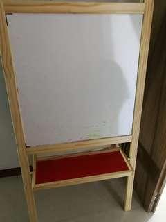 Ikea easel White Board