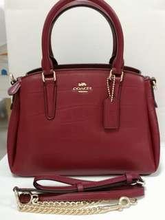 Coach Red bag