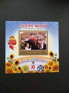 🚚 北朝鲜票2017