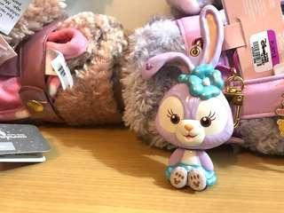 迪士尼 鑰匙圈 史黛拉 正版 現貨 全新