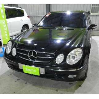 💕睿睿中古車💕   2002年 賓士 E240 2.6 黑