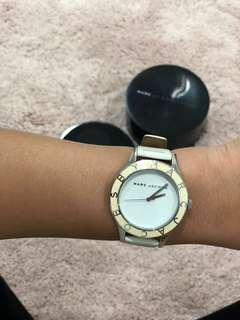 MARC JACOBS LADIES WHITE WATCH