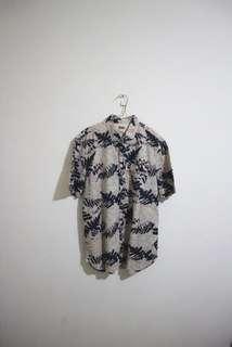 Levi's Lead Pattern Shirt