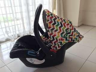 Cherry Carrier Car seat
