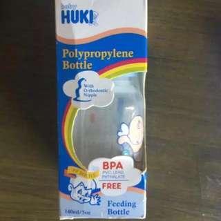 Botol susu huki bayi
