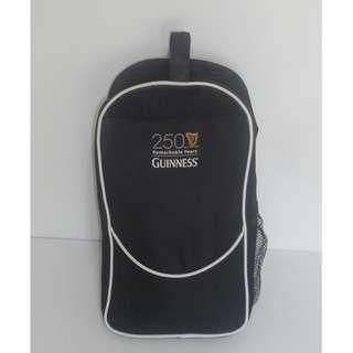 Guinness Stout Beer 250 Remarkable Years sport / shoe carrier bag
