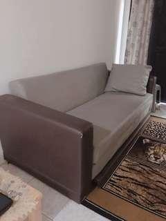 Sofabed /sofa bed ukuran besar