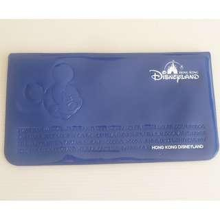 BN Hong Kong Disneyland Cheque / Banknote / Ticket Pouch