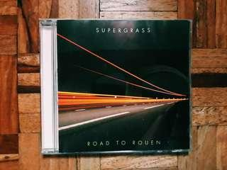 Supergrass - Road To Rouen CD Album