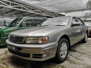 Nissan Cefiro A32 2.0 V6 (A)