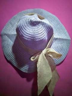 Topi Pantai #maudompet