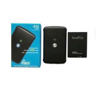 Pocket Wifi pokefi