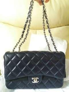 #MILAN12 Chanel 2.55 shoulder bag