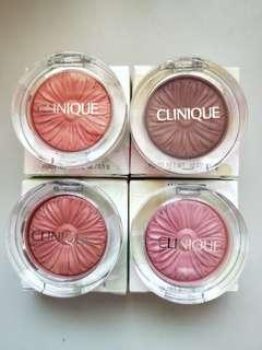 Clinique 倩碧 小花腮紅 fig cola heather ginger