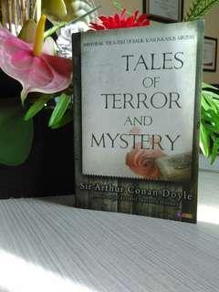 [PRELOVED] Sir Arthur Conan Doyle - Tales of Terror and Mystery