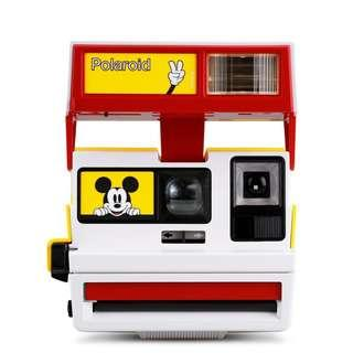 POLAROID 600 CAM - DISNEY MICKEY MOUSE