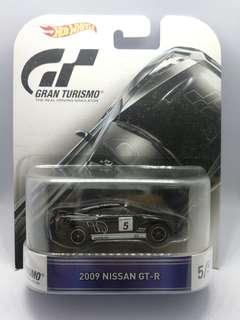 Hot Wheels 2009 Nissan GT-R Gran Turismo