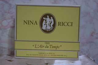Nina ricci 香水組