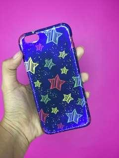 Case iphone 6/6s (BLUE RAY STAR)