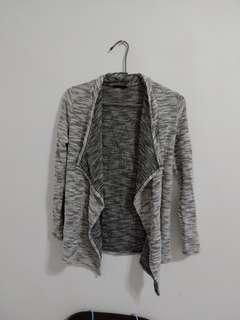 🚚 NET針織罩衫外套